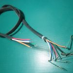 Wire, Joint Terminal, Cable tie, Tubing